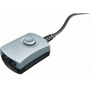 Sennheiser UI 710 Passive Universal Interface - Commutateur pour casque d'écoute