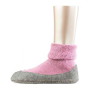 Falke Chaussons-chaussettes COSYSHOE - Chaussettes et collants Accessoires, Rose
