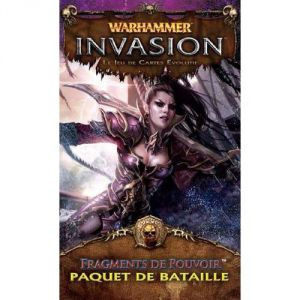 Edge Warhammer Invasion Jce : Cycle La Quete du Sang 2 - Fragments De Pouvoir