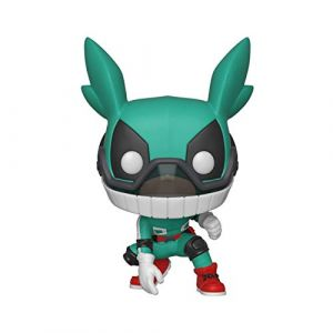 Funko Pop Figurine en Vinyle: Animation: My Hero Academia-Deku w/Helmet Collection, 42930, Multicolore