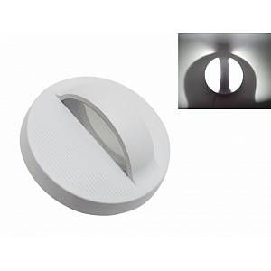 Silamp Applique Murale LED B31 7W IP44 BLANC