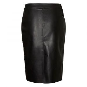 Vero Moda Taille Haute Jupe Women black Black - Taille M