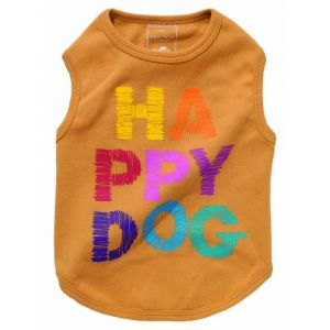 Bobby Happy Dog - T-shirt pour chien