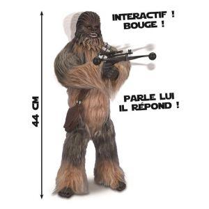 Giochi Preziosi Figurine Chewbacca interactive 44 cm