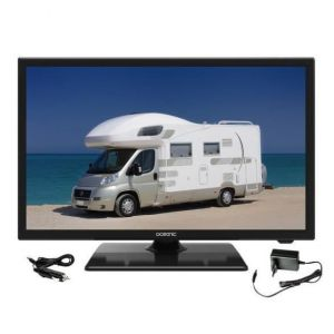 Oceanic TV LED Camping Car Full HD 55cm (21,5'') 12-24V et 220V