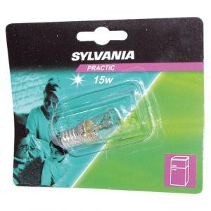 Sylvania Tube à incandescence pour réfrigérateur E14 - 15 W - Incandescente tube, poirette
