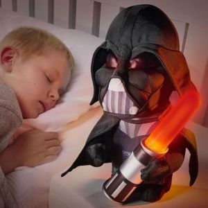 Worlds Apart Peluche veilleuse Dark Vador Star Wars