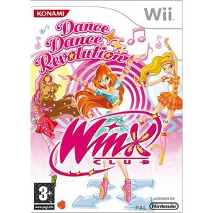 Dance Dance Revolution : Winx Club + Tapis [Wii]