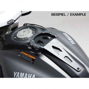 Sw-motech Bride de fixation réservoir ION noir Yamaha MT-07 14- / Moto