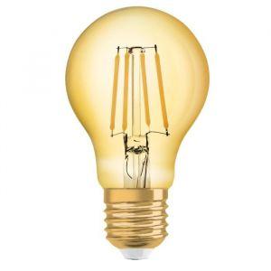 Osram Vintage 1906 LED E27 A60 8W 825 Dorée | Substitut 68W