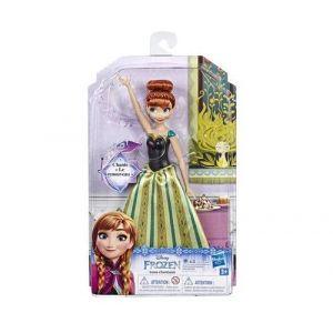 Hasbro La Reine des Neiges - Poupée Anna chantante