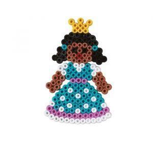 """Hama Boîte de perles moyennes """"Small world princesses"""""""