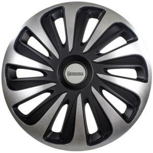 Michelin 4 enjoliveurs gris/noir 3D Black Edition 13 pouces