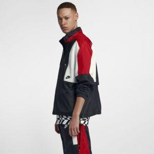 Nike Veste tissée Sportswear pour Homme - Noir - Couleur Noir - Taille L