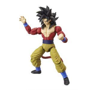Bandai Figurine Dragon Ball Z Série 9 Super Saiyen 4 Goku