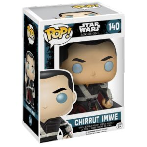 Funko Pop! Chirrut Imwe - Figurine Star Wars : Rogue One