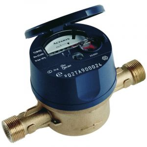 Itron Compteur eau vitesse flodis ef 2,5/5 20 -