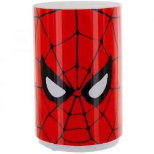 Paladone Lampe d'ambiance Marvel - Spiderman: Masque de Spiderman