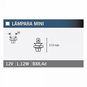 Osram OS2473MFX6 Porte-skis magnétique navette Set de 10