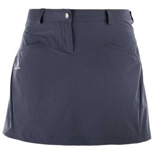 Salomon Jupes Wayfarer Skirt - Graphite - Taille 36