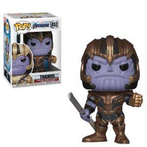 Funko Figurine Pop! Marvel : Avengers Endgame - Thanos