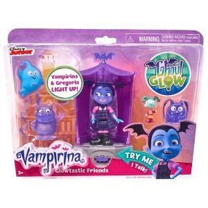 Giochi Preziosi Vampirina - Chambre Lumineuse + Figurines