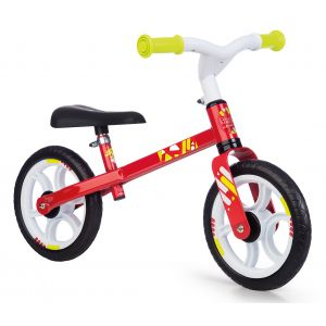 Smoby First bike rouge Multicolore