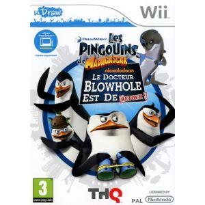 Les Pingouins de Madagascar : Le Docteur Blowhole est de Retour [Wii]