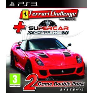 Ferrari Challenge + Supercar Challenge [PS3]