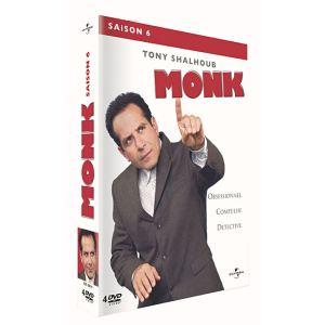 Monk - L'intégrale Saison 6