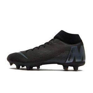 Nike Superfly 6 Academy FG/MG, Chaussures de Fitness Mixte Adulte, Noir Black 001, 42 EU