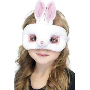 Masque peluche lapin