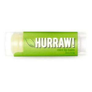 Hurraw! Baume à lèvres Menthe 4,3g