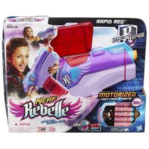 Hasbro Nerf Rebelle agent secret Pistolet Auto