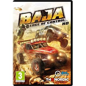 Baja : Edge Of Control HD sur PC