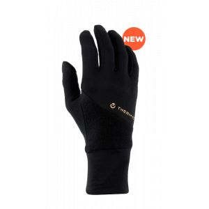 Therm-Ic Therm ic Thermic Active Light Tech Gloves Black Gants de ski