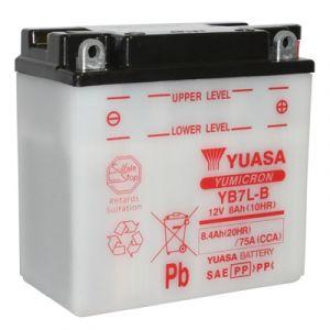 Yuasa Batterie moto YB7L-B