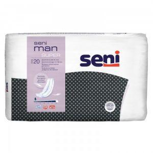 Seni Man Super - 20 protections anatomiques