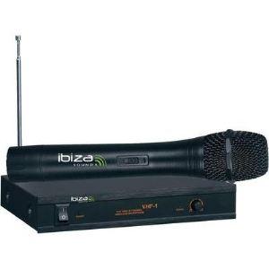 Lotronic VHF1 - Pack de 1 microphone VHF sans fil