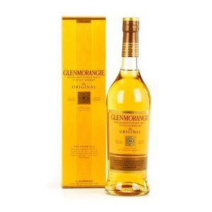 Glenmorangie Whisky Ecosse Highland Single Malt 10 ans 40 % vol.