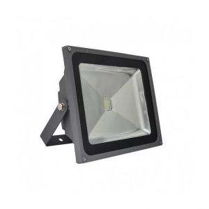 Vision-El Projecteur Gris anthracite 50W (450W) IP65 Led 16 couleurs RGB