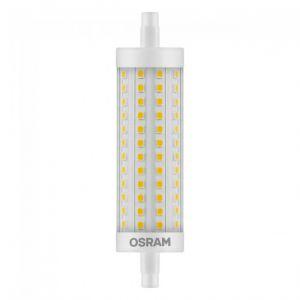 Osram Ampoule LED EEC: A++ (A++ - E) LED LINE R7S 118.0 mm 100 12.5 W/2700K R7s 4058075432659 R7s Puissance: 12.5 W b
