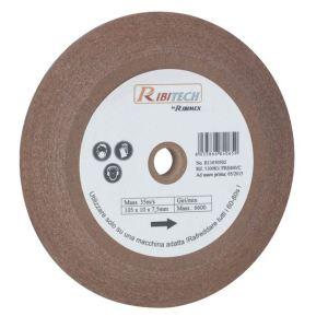 Ribitech PRS400/C - Meule de rechange céramique pour affûteuse de lames de scie PRS400
