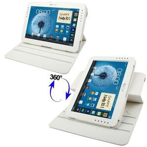 yonis housse samsung galaxy note n8000 tui 10 1 pouces 360 duo blanc comparer avec. Black Bedroom Furniture Sets. Home Design Ideas