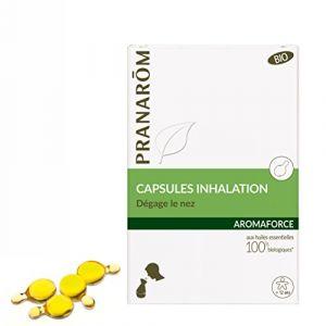 Pranarôm Aromaforce Capsules Inhalation Bio