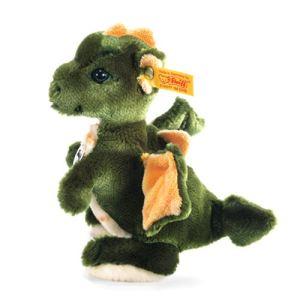 Steiff Peluche Raudi le bébé dragon 17 cm