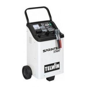 Telwin Chargeur-démarreur de batterie 230V monophasé 1,6-10kW - SPRINTER 4000 START