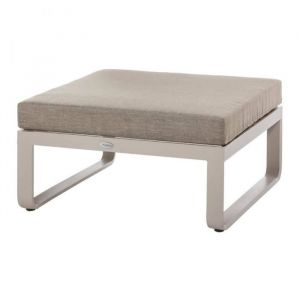 Hesperide Pouf d'extérieur Absolu - Taupe - Taupe