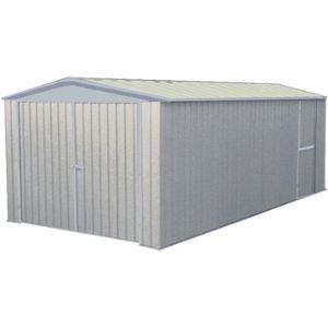 Madeira ZA3045UTK - Garage en métal 13,20 m2