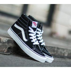 Vans Vans Sk8 Hi chaussures noir blanc 44,0 EU 10,5 US